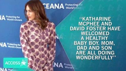 Katharine McPhee In Bikini 5 Weeks After Giving Birth