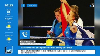 01/04/2021 - La matinale de France Bleu Gironde