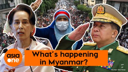 TLDR: What's happening in Myanmar?