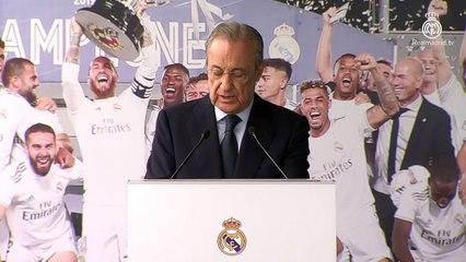 El Real Madrid inicia el proceso electoral a la presidencia