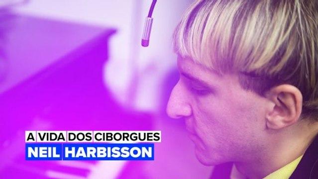 A vida dos Ciborgues: Escutanto as cores