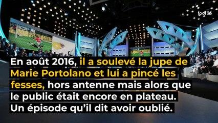 Pierre Ménès une carriere a scandales !