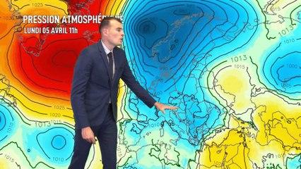Illustration de l'actualité La météo de votre vendredi 2 avril 2021
