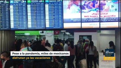 Las Noticias con Martín Espinosa: TEPJF prohíbe a AMLO difundir logros en 'mañaneras'