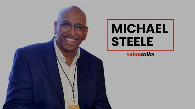 """Michael Steele on today's GOP: """"One big grift"""""""