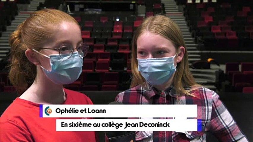 """Actus : """"Grandir toute une aventure"""" des enfants sur la grande scène du Bateau Feu - 01 Avril 2021"""