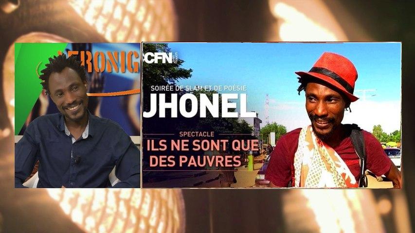 Afronight avec JHONEL TELESUD 01/04/21