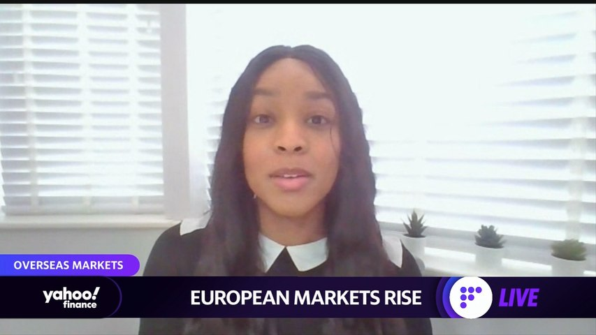 European Markets Rise