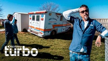 ¿Policía, paramédico y bombero? Richard y sus oficios secretos | El Dúo mecánico | Discovery Turbo