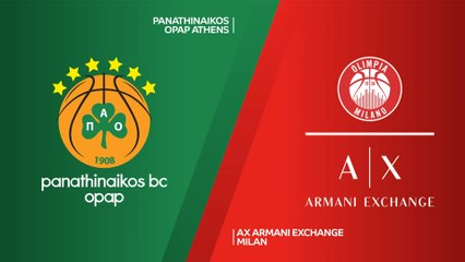 EuroLeague 2020-21 Highlights Regular Season Round 33 video: Panathinaikos 86-83 Milan