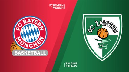 EuroLeague 2020-21 Highlights Regular Season Round 33 video: Bayern71-70 Zalgiris