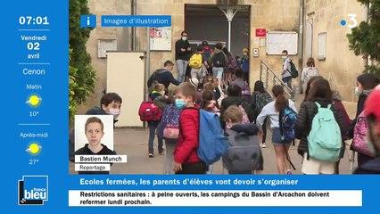 02/04/2021 - La matinale de France Bleu Gironde