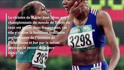 Marie-José Pérec : triple championne olympique