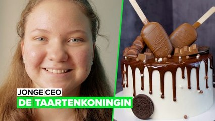Jonge CEO: De taartenkoningin