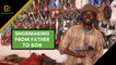 Burkina Faso: Shoemaking from father to son