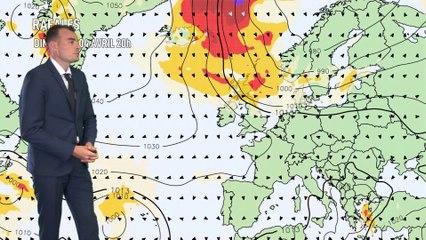 Illustration de l'actualité La météo de votre samedi 3 avril 2021