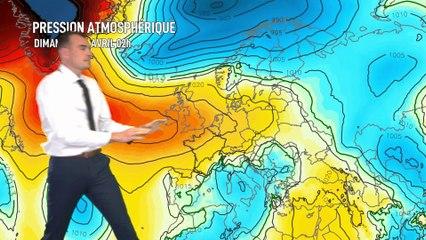 Illustration de l'actualité La météo de votre lundi 5 avril 2021
