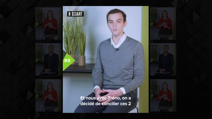 SMART PITCH - Le pitch de « Tréno » par Mathis Etournay
