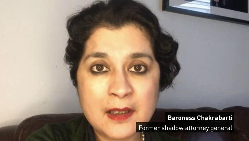 Baroness Chakrabarti warns against vaccine passports