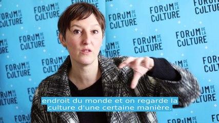Forum de la culture : Juliette Giraud