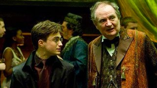 The Slug Party - Harry Potter and the Half-Blood Prince - Paul Ritter, Daniel Radcliffe