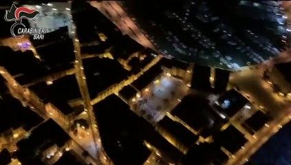 """Puglia: operazione """"Knockout"""", arrestate 7 persone per armi e droga. Alcuni indagati collegati al clan Carbone-Gallone di Trinitapoli - VIDEO"""