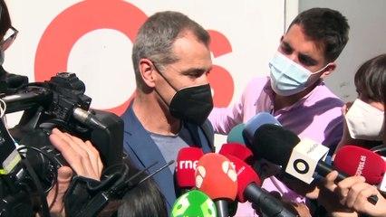 El PSOE denuncia la candidatura del PP por incluir a Toni Cantó