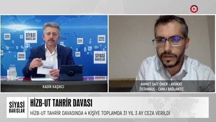Hizb-ut Tahrir Davası _ Pandemi Kısıtlamaları _ Çin Dışişleri Bakanının Türkiye Ziyareti