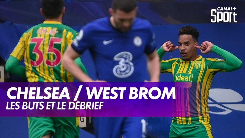 Les buts et le débrief de Chelsea / West Bromwich