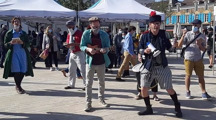 Les acteurs de la culture mobilisés à Mont-de-Marsan