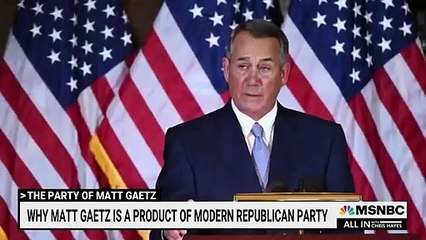 Why Matt Gaetz Is A Product Of The Modern Republican Party