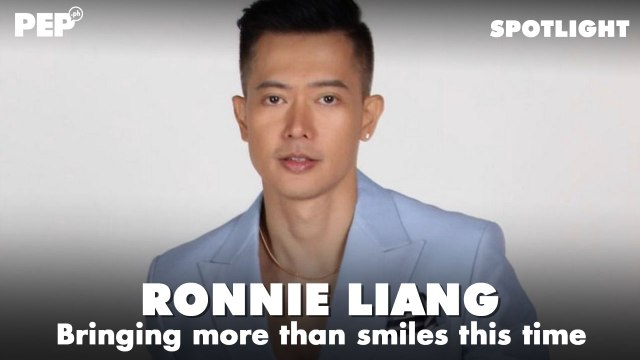 "Ronnie Liang is bringing more than ""Ngiti"" this time | PEP Spotlight"