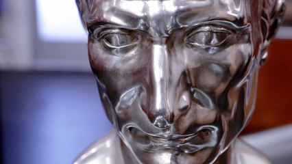 Pawn Stars: RARE Julius Caesar Bust Made ENTIRELY Out of Silver