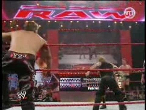 Catch Attack ( RAW ) du 23 février 2008 part 3