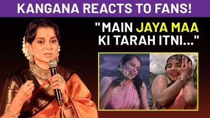Kangana Ranaut THANKS Fans After Thalaivi Song Chali Chali Gets Huge Response
