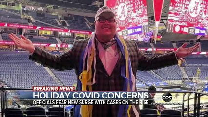 Health experts sound alarm as COVID-19 cases on the rise