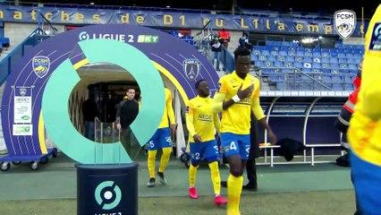 Le résumé de FCSM-Paris FC (1-2)