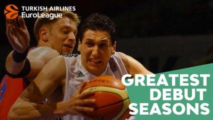 Greatest debut EuroLeague seasons: Diamantidis, Doncic, Rudy, Sabas!