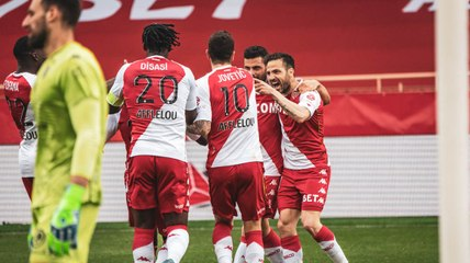 Highlights : AS Monaco 4-0 FC Metz