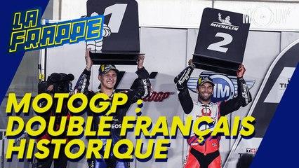 Moto GP : Doublé français historique !