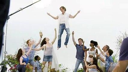 Season 8 Photoshoot Vibes w_ Cast - Shameless - William H. Macy & Emmy Rossum Series