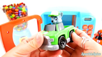 Learn Colors with Yummy Pretend Ice Cream Cones Fruits and Vegetables Truck for Children - Video Dailymotion