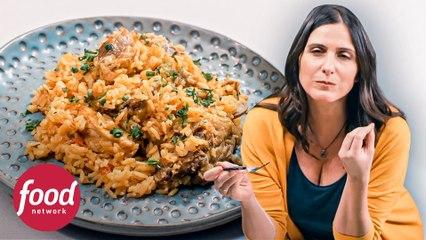Carol prepara uma galinhada especial | Tudo na Panela | Food Network Brasil