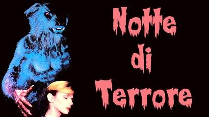 NOTTE DI TERRORE (1989) Film Completo