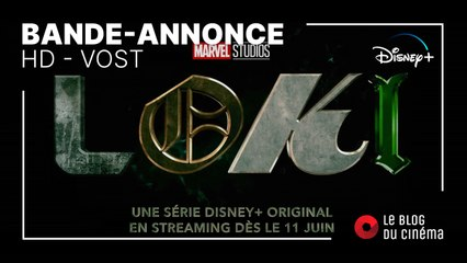 LOKI : bande-annonce [HD-VOST]