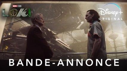 Loki - Bande-annonce officielle (VOST)   Disney+