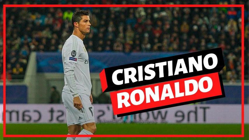 10 Datos sorprendentes de Cristiano Ronaldo