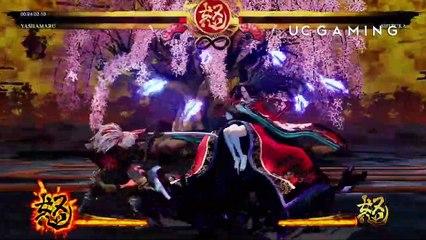 Samurai Shodown en Series X: ¿qué cambios hay en la nueva generación?