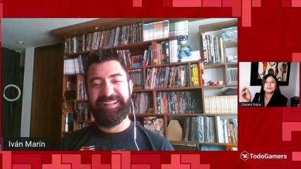 Entrevista Iván Marín