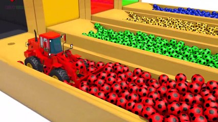 Learn Colors with Surprise Soccer Balls #h - video Dailymotion